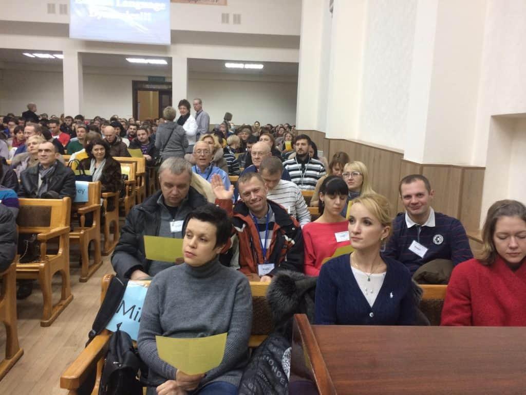 English Evangelism Ukraine